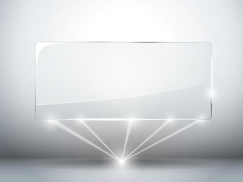 חריטה בלייזר על זכוכית